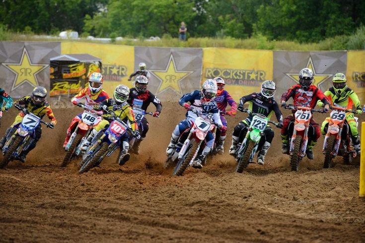 2016 Canadian Motocross Nationals Schedule Announced