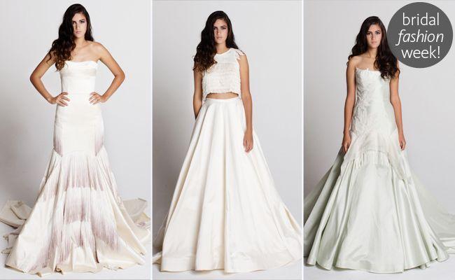 Tara LaTour Spring 2014 Wedding Dresses | TheKnot.com