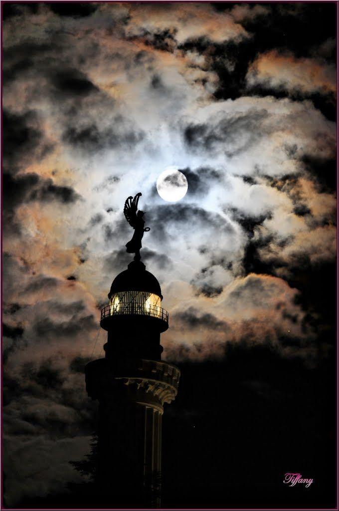 mistymorningme:  Photo of Victory Lighthouseby Tiffany Trieste, Italy