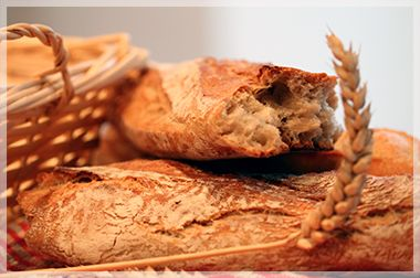 Fresh baked bread and European pastries...