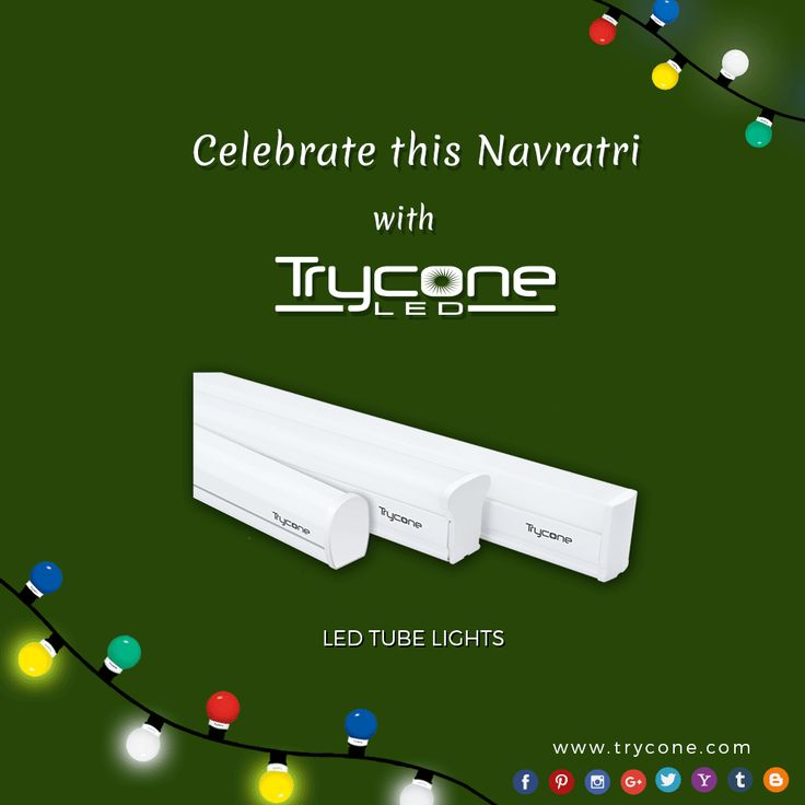 Celebrate This Navratri With Trycone LED  #tryconeled #LED #navratri #worldwillbebrighter #ledbulbs #ledecobulb #saveenergy #GoGreen #transformindia #LEDlighting #madeinindia #makeinindia #energyefficient #efficentlighting #switchtoled