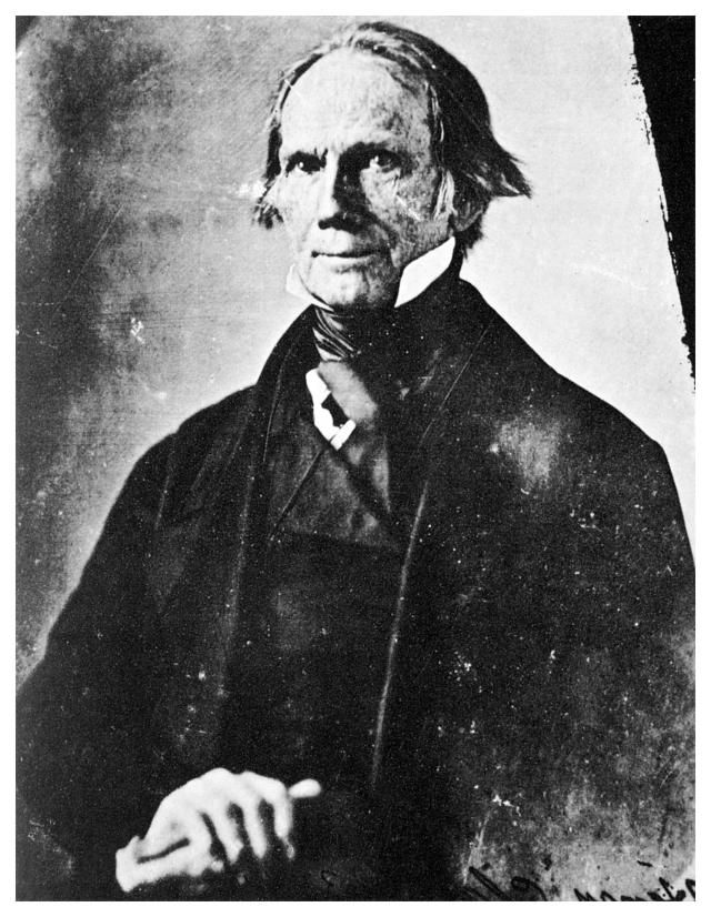 "7 Presidential Candidates with Untraditional Backgrounds: Henry Clay was a ""too-young"" senator."