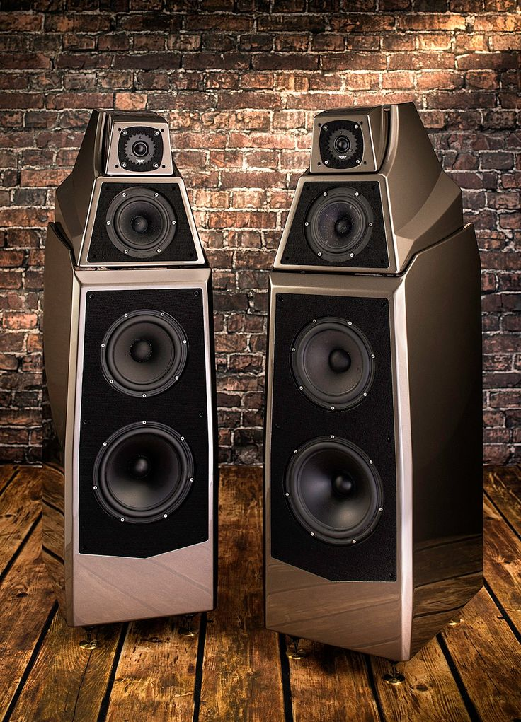 Wizard High-End Audio Blog: Wilson Audio Alexia