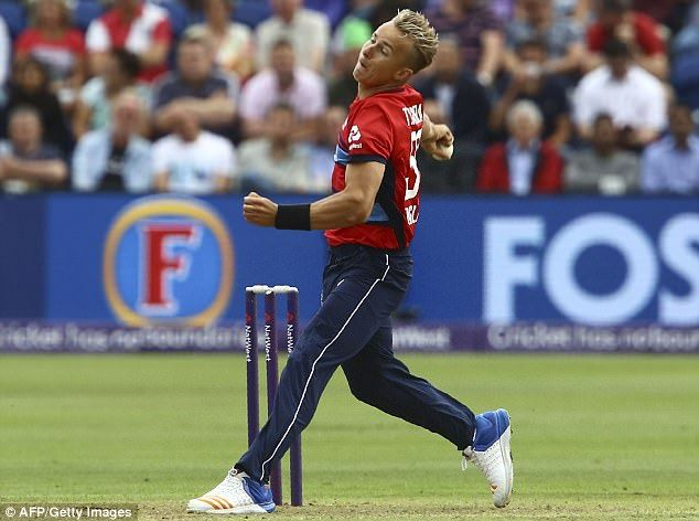 Tom Curran was mightily impressive as he took the step up to the highest level