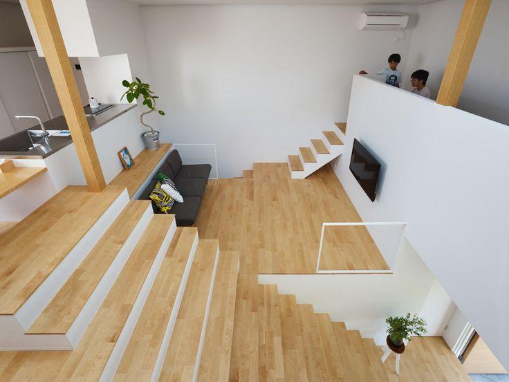house is hakuzan by fujiwaramuro architects