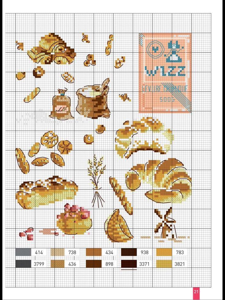 Cooking - Baking - Cakes - Croissants - Viennoiseries - Breakfast - Friandises & Pâtisseries-Hélène Le Berre