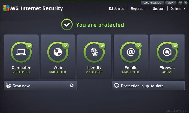 AVG Internet Security 2015 Full 4 Year License Key - License Softwares Download