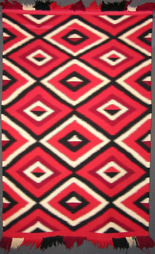 Geometric Patterns Of Navajo Blankets Navajo Rugs