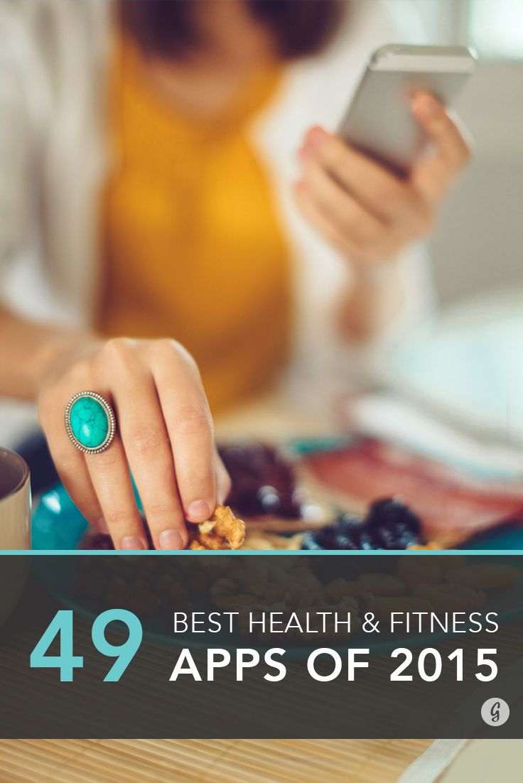 The 49 Best Health and Fitness Apps of 2015 #health #fitness #apps