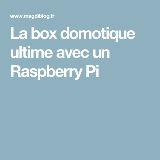 563 best Raspberry PI images on Pinterest Bricolage, Computers and