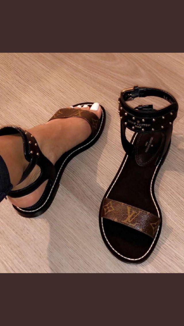 glo ✨ | Fashion shoes, Sandals heels