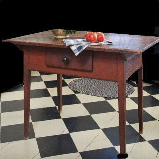 Primitive Kitchen Table And Chairs: 249 Best Images About Colonial And Primitive Tables On