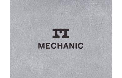 Mechanic logo by Paulius Kairevicius