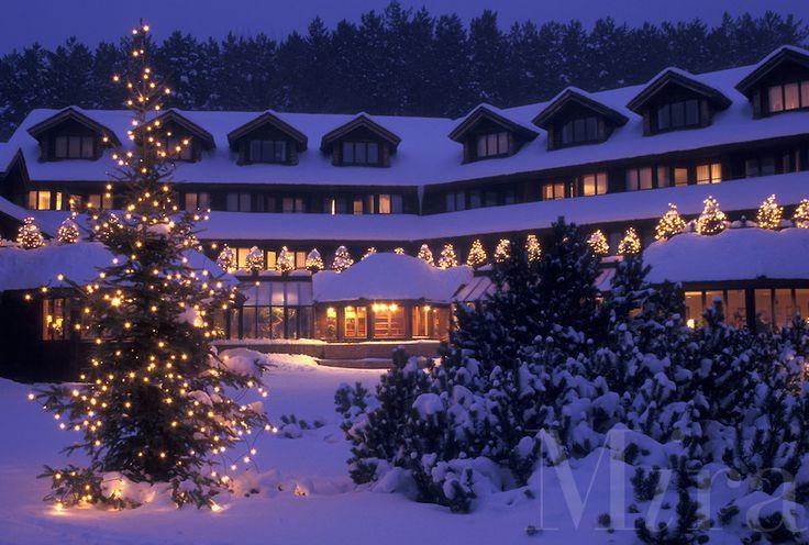 Winter Wedding Trapp Family Lodge Stowe Vt Wedding