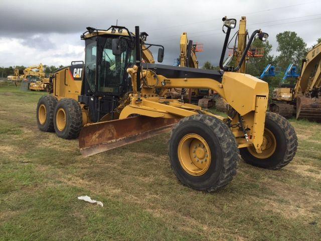 Cat 140M B9D02520 Used Motor Grader For Sale, Houston TX
