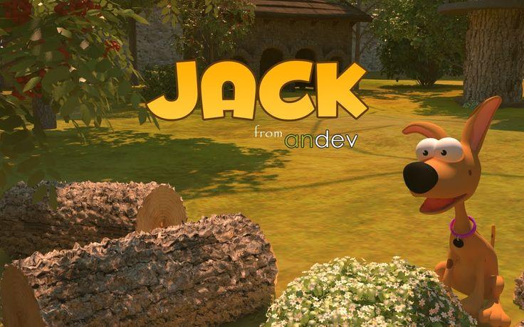 Jack 3D platform game for Android Trailer