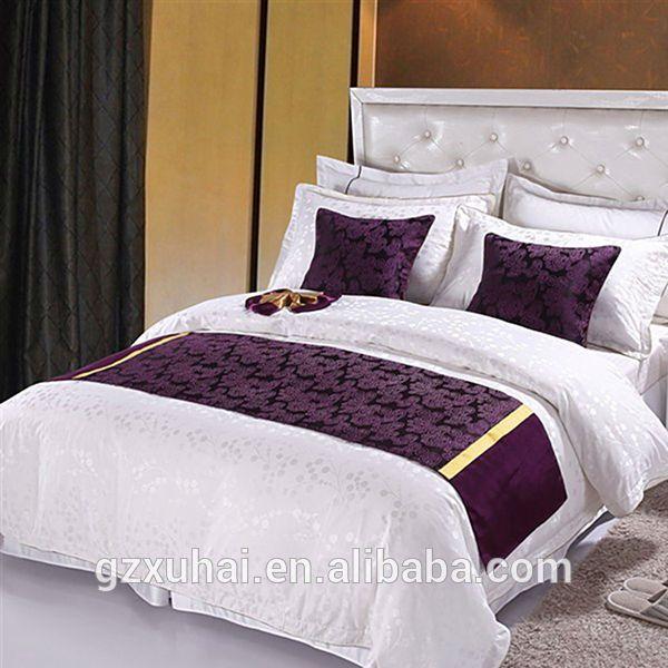 51 Best GuangZhou Hotel Bed Runner Set Images On Pinterest