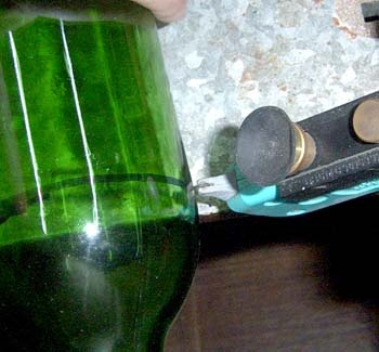 17 best images about vidrio on pinterest recycling a - Como cortar botellas de vidrio ...