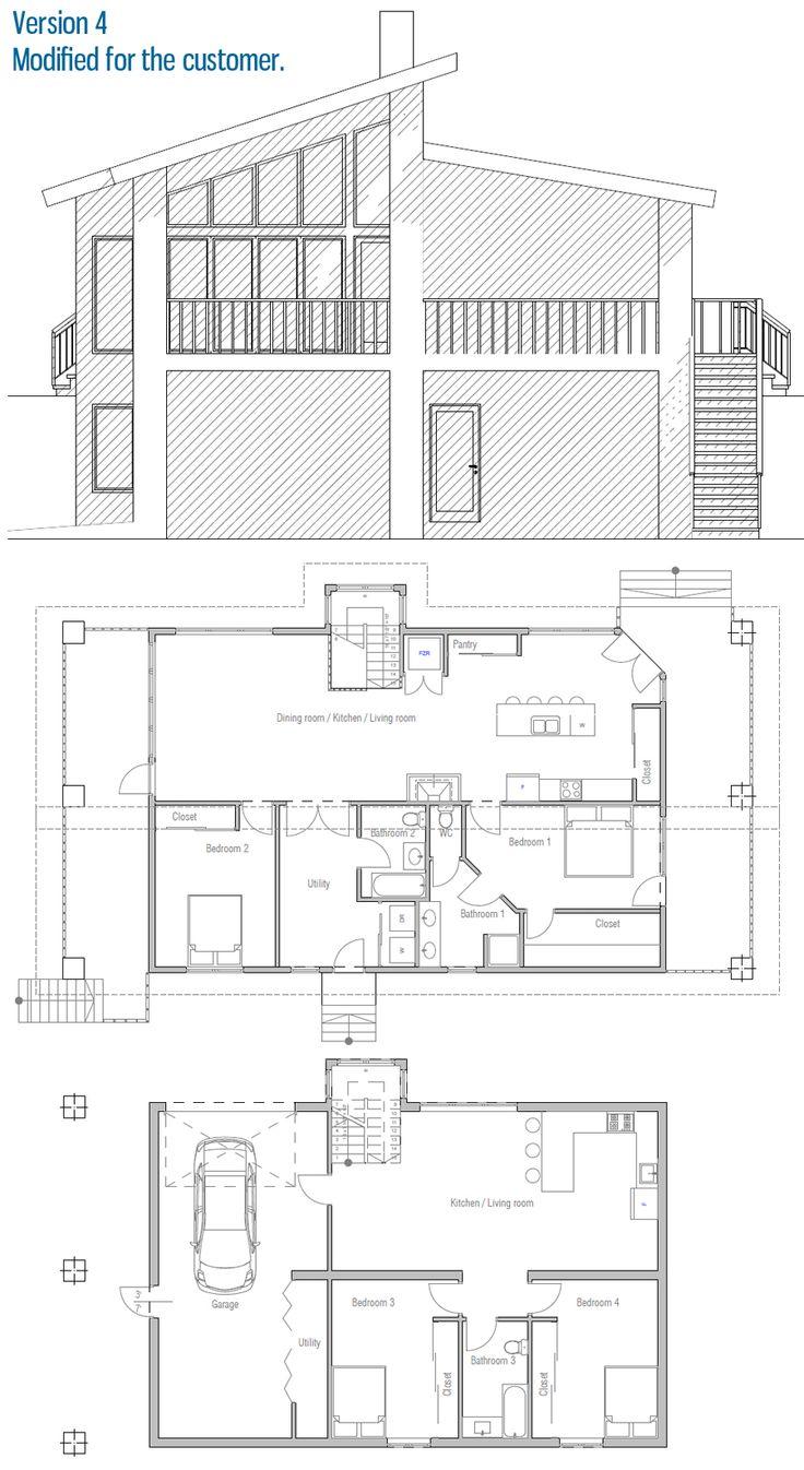 Modified house / Home Plan