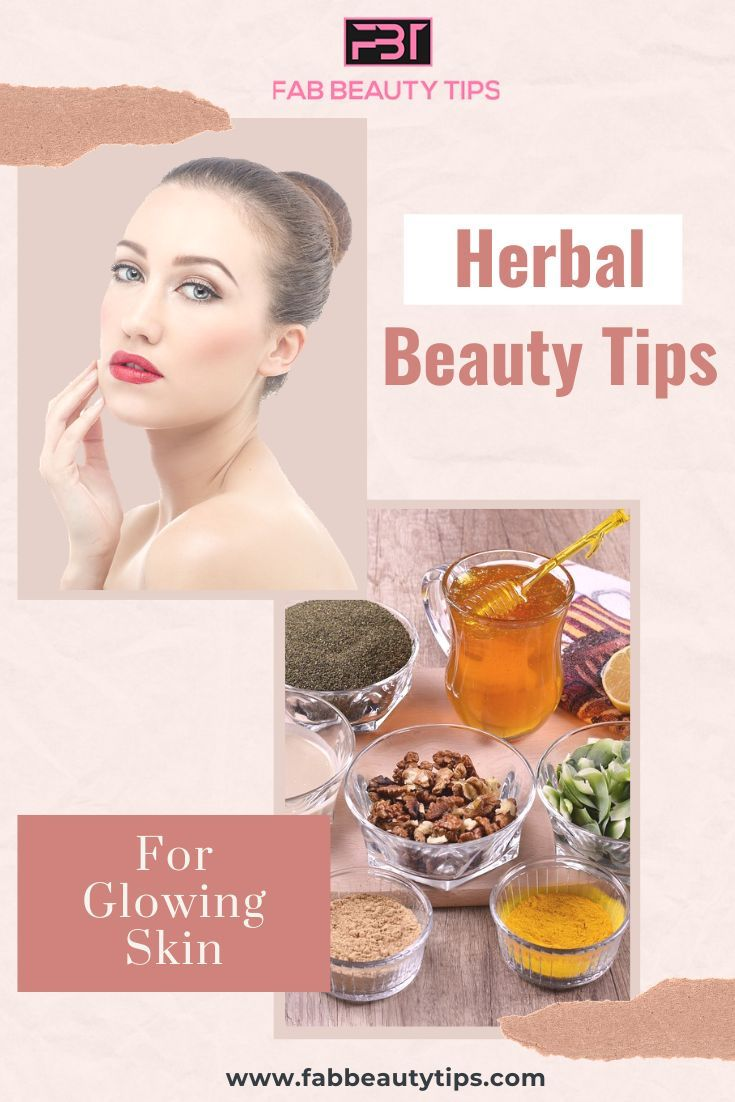 8 Herbal Beauty Tips For Glowing Skin  Fab Beauty Tips in 8