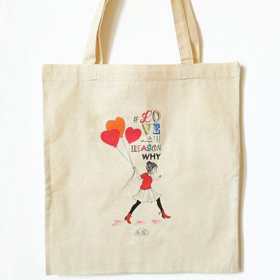 Tote Bag - Tenderness by VIDA VIDA 05kjr1