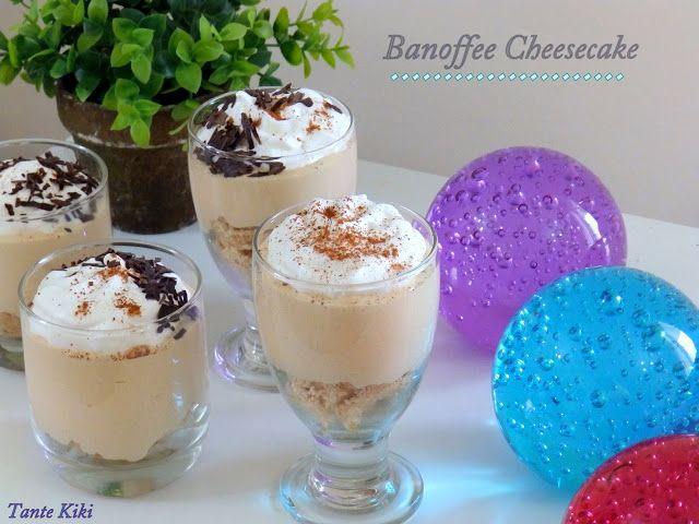 Tante Kiki: Banoffee Cheesecake ...για πάντα!