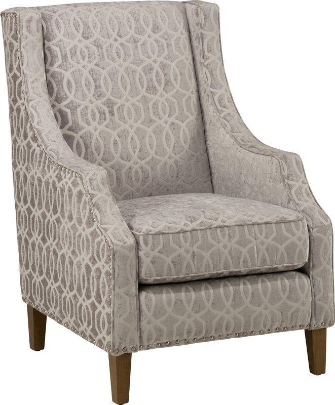 rucker wingback chair