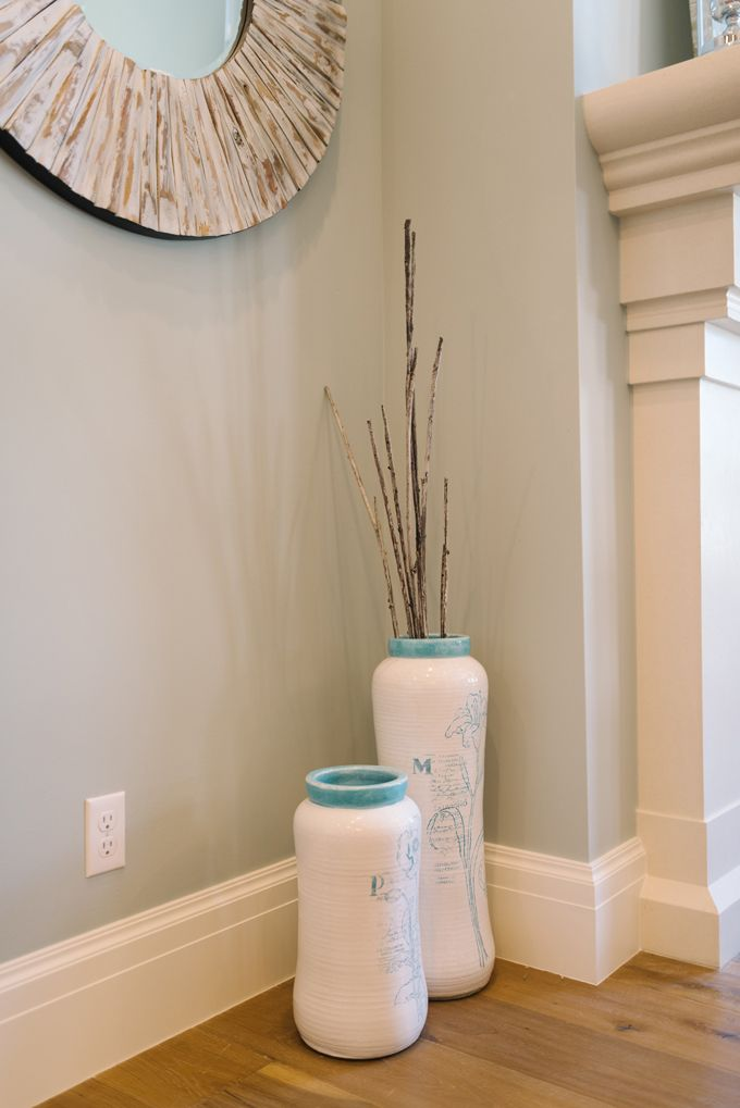 Benjamin Moore Picnic Basket - House of Turquoise: Dream Home Tour - Day One