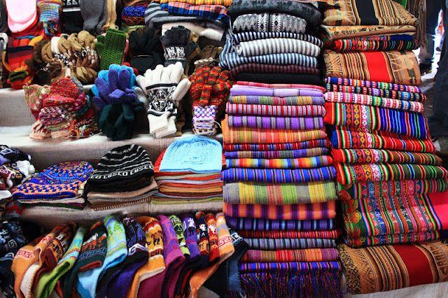 Clothing in Peru