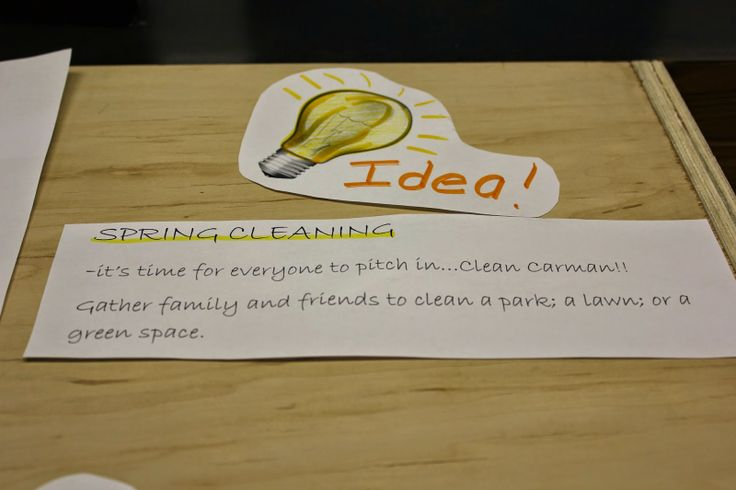 Some Earth Day (and all year) ideas for making a difference environmentally.