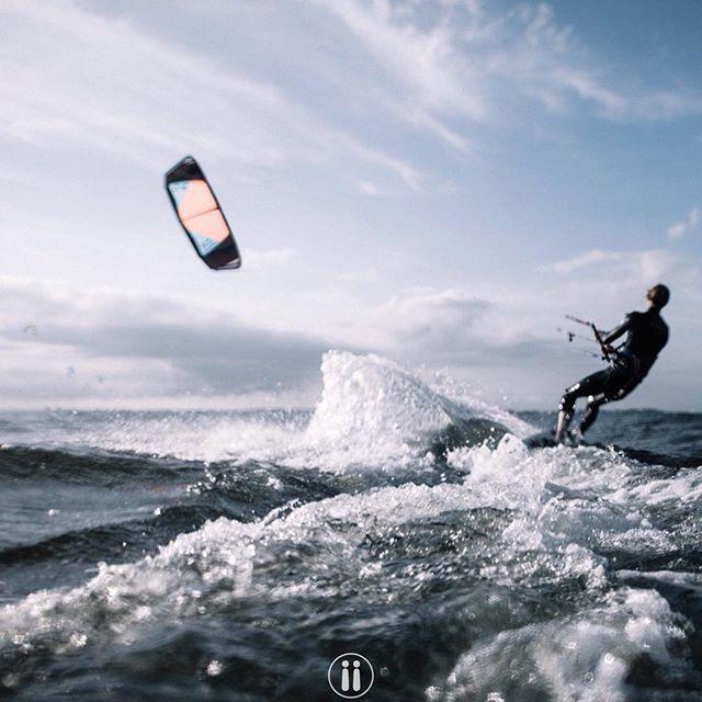 Going where the wind blows #kitesurf #adventure #hiplan
