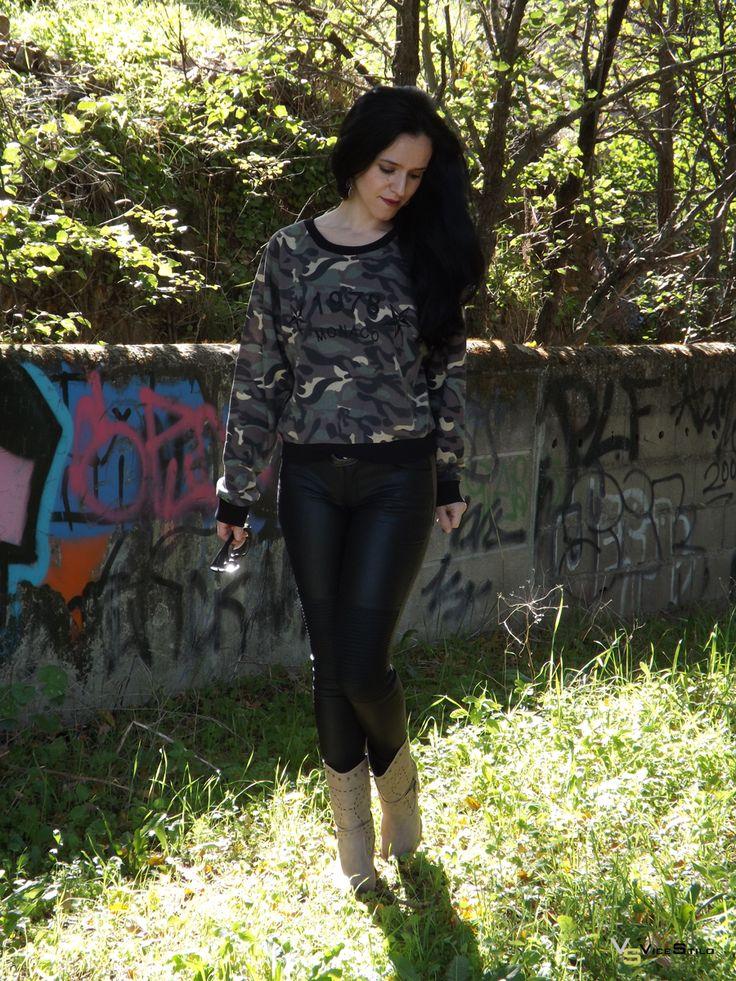 Camuflaje fashion en www.vicestilo.com