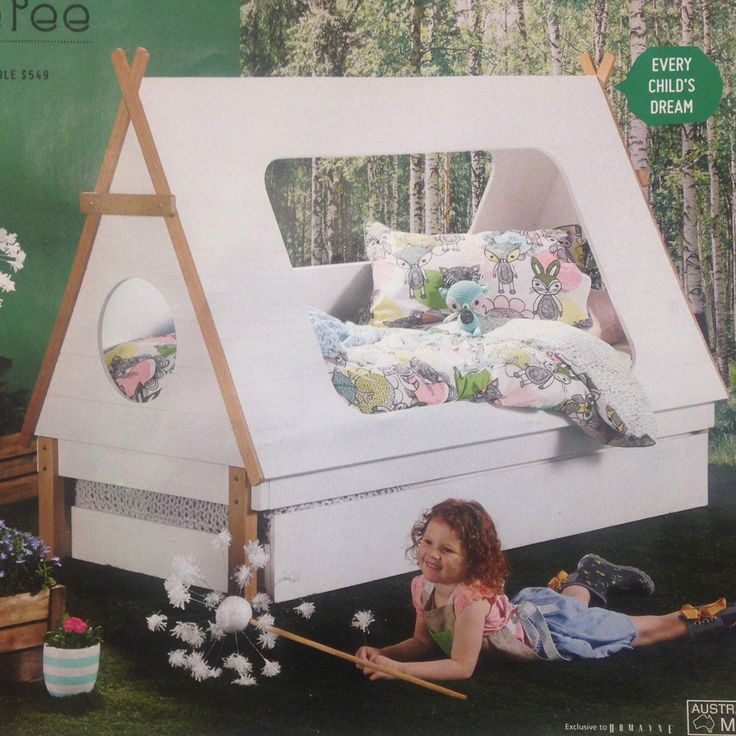 Our Kas Kids 'Billie' quilt cover set featured on the Domayne Australia catalogue #loveKas