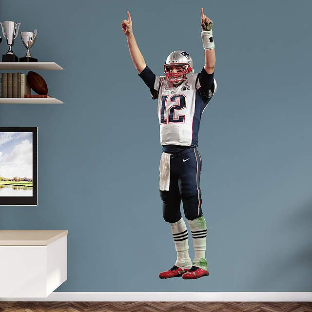 Tom Brady Super Bowl XLIX MVP  TD BRADY!
