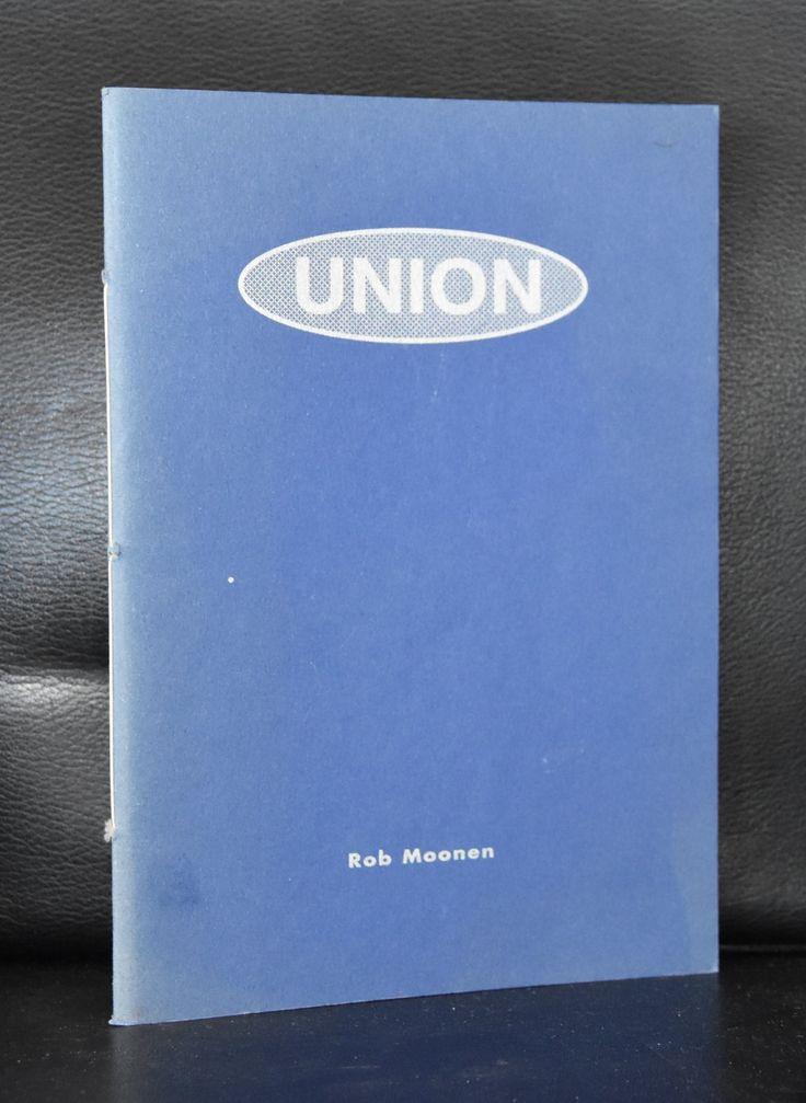 Bethanienhaus Berlin # UNION by Rob Moonen # 1991, nm+