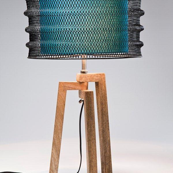 Stolní lampička Wire Tripod | KARE shop