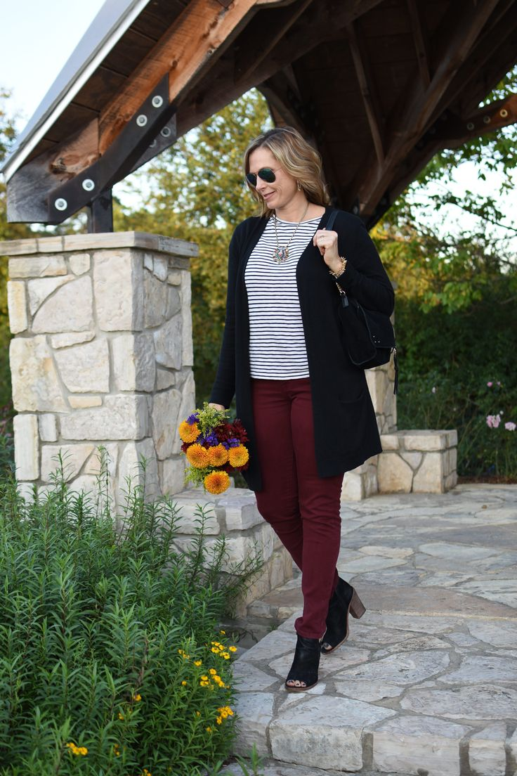 Fall Style - The Queen in Between