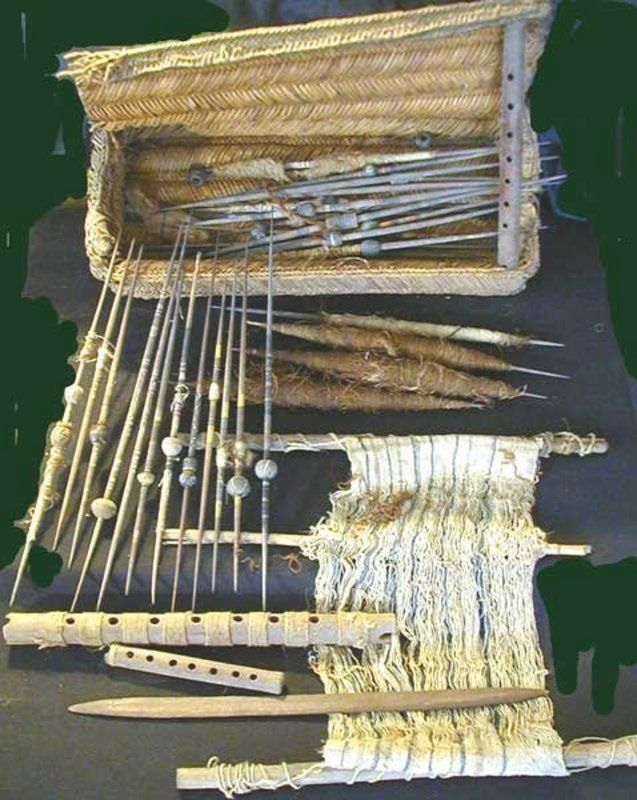 History Of Basket Weaving : Images about history weaving on inkle