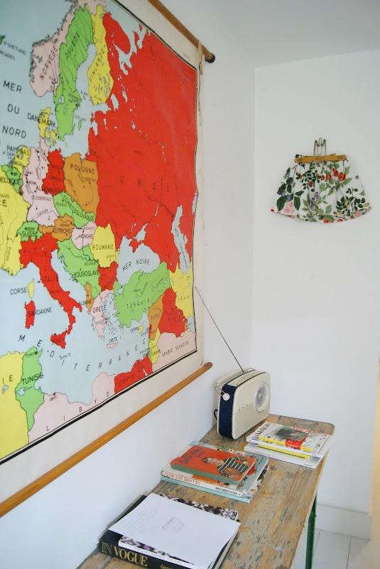 Map: Blog Milk, Old Schools, Old Maps, I'M, Schools Style, Milk Power, Design, Bloggers, Kids Rooms