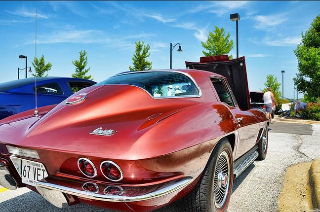 1967 Chevy Corvette - More About The Affortable Muscle Cars -> http://musclecarshq.com/affordable-muscle-cars/