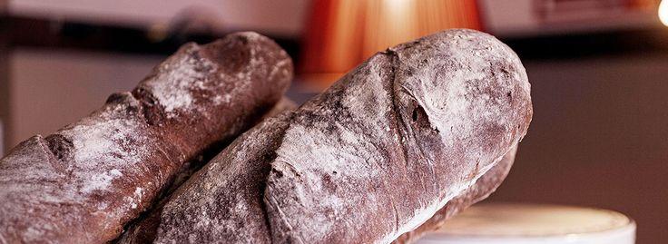 Testimonianza di un ristoratore che utilizza farine biologiche per tutti i suoi piatti.
