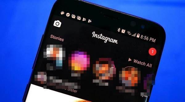 Cara Mengaktifkan Mode Gelap Instagram Android Ig Dark Mode Gelap Trik Android Berlayar