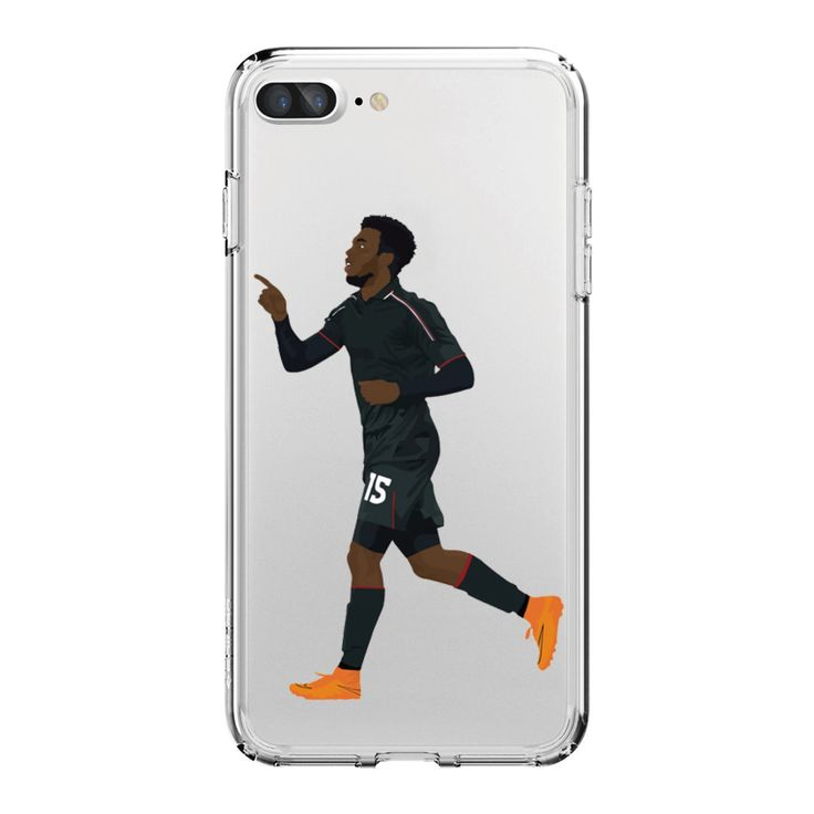 "High quality ""FCM18552"" Soccer Sports Phone Cases.       	High Quality clear Soft TPU case for iPhone and Samsung.  	Available model: iPhone 5/5s,iPhone 6/6s,iPhone 6+/6s+, iPhone 7,iPhone 7+, Samsung S4,Samsung S5,Samsung S6,Samsung S6 edge, Samsung S6 edge+, Samsung S7, Samsung S7 edge, Samsung S8, Samsung S8+(Pls add note on Samsung model during checkout)  	Design is printed onto the case with high quality inks and advanced machine.  	Protects your phone from drops, and has raised edges…"