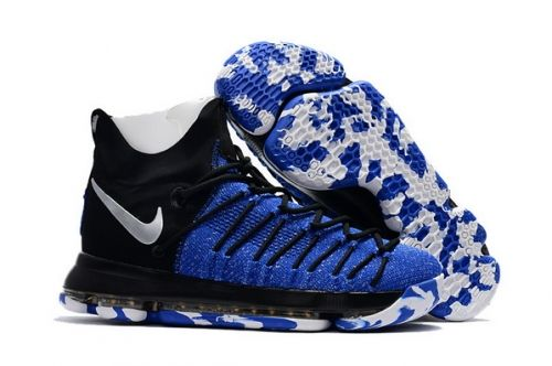 57778d4c3761 ... Check Out Newest Nike KD 9 Elite Sapphire Black - Mysecretshoes  Sports  shoes ...