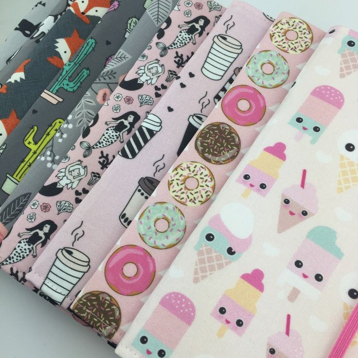 So many fun new travel wallet designs available