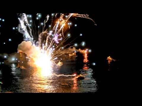 Naumaxia anaparastasi 2014 - YouTube