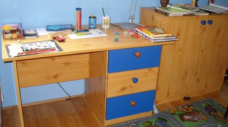 Funkcionális gyerekbútorok egyedi színekben