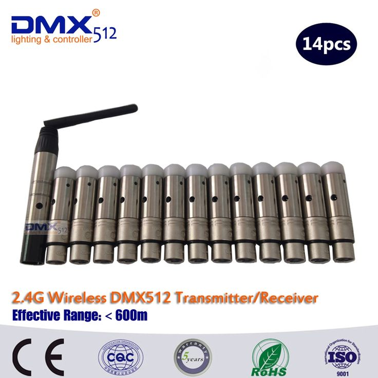 311.31$ Buy now - <b>DHL Free Shipping</b> Wireless DMX512 transitter ...