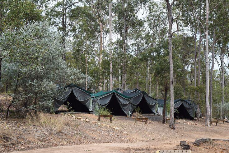 School Camps Army Dorm Style Accomodation Murphys Creek Adventures