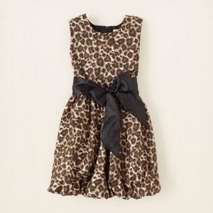 Leopard bubble dress- I love this for A!Cheetahs Dresses, Christmas Dresses, Bubbles Dresses, Girls Dresses, Dresses 310, Dresses Leopards, Animal Prints, Leopards Bubbles, Children Places